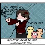 Musik und das Leben… ein Stöckchen
