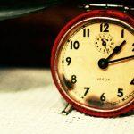 Die Zeit spielt verrueckt…