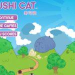 Fuetter die Katze mit Sushi!