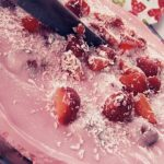 [Oishii] Erdbeer-Kokos-Kuchen