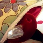 Vom Schnullerband zur Tasche…