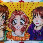 Wenn drei Damen sich zusammentun…