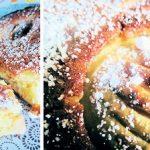 [Oishii] Versunkener Apfelkuchen
