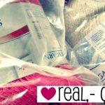 real,- Quality und was ich bekam!