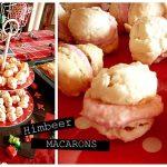 Sonntagssüß #10 – Himbeer-Macarons