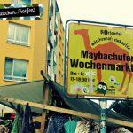 Ein Tag am Maybachufer