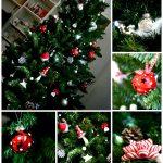 Unser Weihnachtsbaum 2012