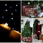Dinge, die ich rund um Weihnachten tat…