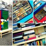 Die nachhaltige BücherboXX
