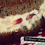 SoSü #60 – Erdbeer-Biskuit-Torte