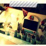 Mein persönliches Chaos: Der Schreibtisch
