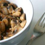 [Oishii] Einfache, schnelle Pilzpfanne