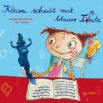 [BdB] Klara schreibt mit blauer Tante