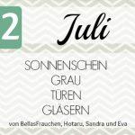 P52/15 – Die Themen im Juli