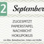 P52/15 – Die Themen im September