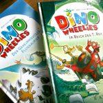 Dino Wheelies auf Tour! [+ Buchverlosung!]
