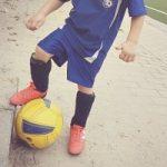 Mittwochs mag ich… (keine) Fußball-Mami sein!