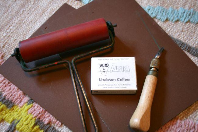 linoliumwerkzeug