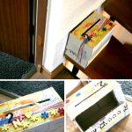 Mittwochs mag ich…Postbote spielen (Mini-DIY)