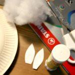 DIY für Kinder – Schafstasche aus Papptellern