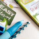 [Mmi] Der Miniheld möchte Schreiben lernen #Werbung