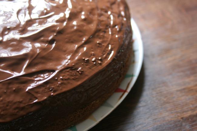 polnischer Schokoladenkuchen