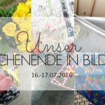 Unser #WIB am 16./17.7. – Geburtstage und Gutscheine