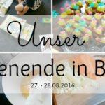 Unser WIB am 27./28.08.2016 – Fenchelhonig, Küchenmarathon und eine Einweihungsfeier