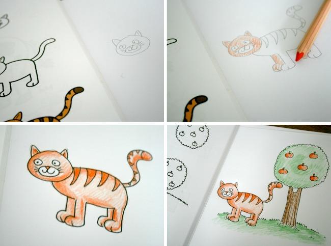Für kleine Zeichner