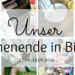 Unser WIB vom 17.-18.09.2016 – Von schönen Stoffen und Kindertagen