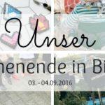 Unser WIB am 03./04.09.2016 – Mal wieder…richtig: Fußball! Und Stoffe!
