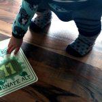 Mein Baby sagt bitte und danke – 11 Monate Heldenkind