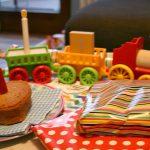 Der Geburtstagszug fährt ein – Ein Heldenkind feiert Geburtstag!