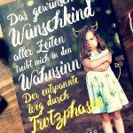 #Buchempfehlung – Das gewünschteste Wunschkind aller Zeiten treibt mich in den Wahnsinn #Werbung