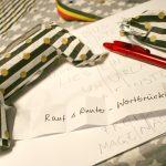 DIY – Wir basteln Aufgaben – Bonbons aus Klorollen