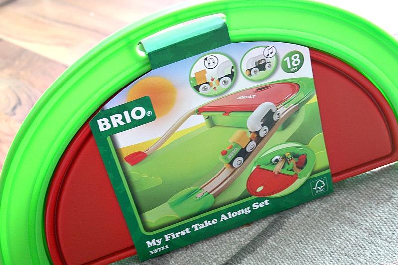 Mmi Neues Von Brio Für Den Kleinen Werbung Heldenhaushalt