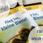SUPERLESER! – Wir lesen uns durch spannende Lesestufen #Werbung #Gewinnspiel
