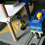 Von Polizisten und Räubern – Spielspaß mit BRIO #Werbung #Gewinnspiel