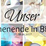 Unser (verspätetes) WIB vom 17./18.06.2017 mit Sonne und Karlchen
