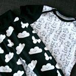 Wenn es plötzlich warm wird, braucht das Kind dringend neue Kleidung #genäht