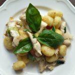 Food love mit der super leckeren Gnocchi Hähnchen Pfanne