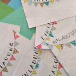 DIY – Einladungskarten für die Einschulung basteln