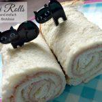 """""""Sushi Rolls"""" für die Brotdose einfach und lecker"""