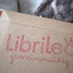 Librileo gemeinnützig und die Bücherbox!