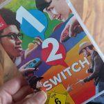 Mit Spiel und Spaß ins neue Jahr mit 1-2-Switch #Werbung #Gewinnspiel