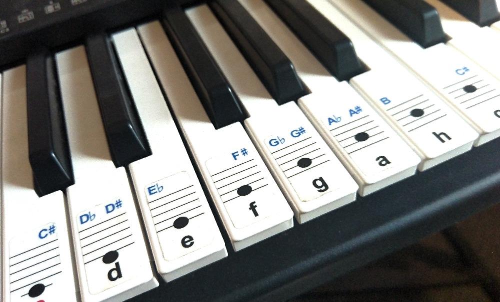 kinder keyboard noten