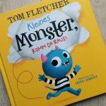 Kleines Monster, komm da raus! von Tom Fletcher #Rezension