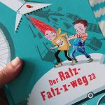 Heute ein Buch zum Kindertag – Aus Liebe zum Lesen #Verlosung