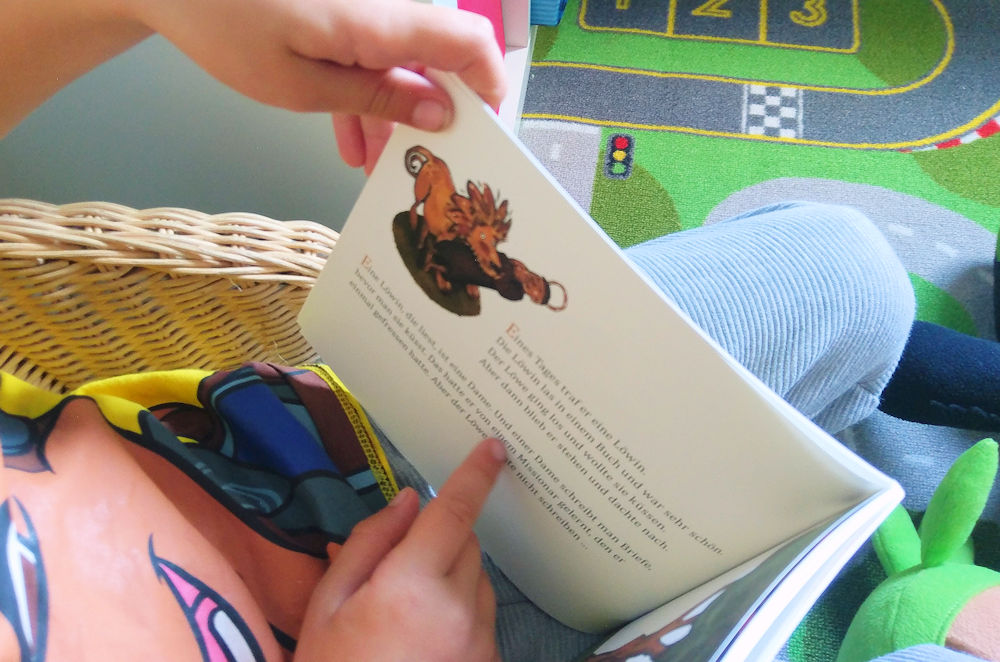 Geschichten Vom Löwen Aus Dem Beltz Verlag Rezension