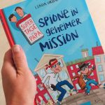 Supertage mit Papa – Spione in geheimer Mission #Rezension